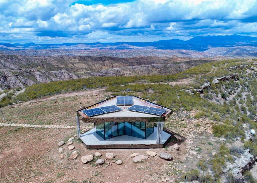 La casa del desertio