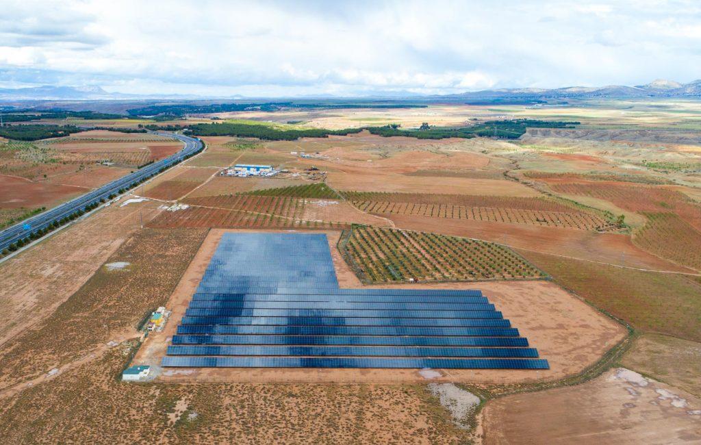 Centrale solaire d'Andasol