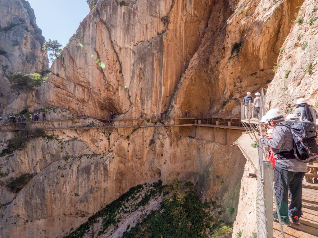Canyon du défilé des Gaitanes