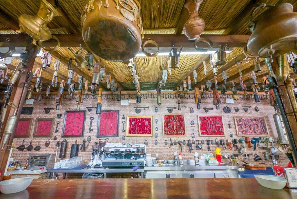 Restaurant musée