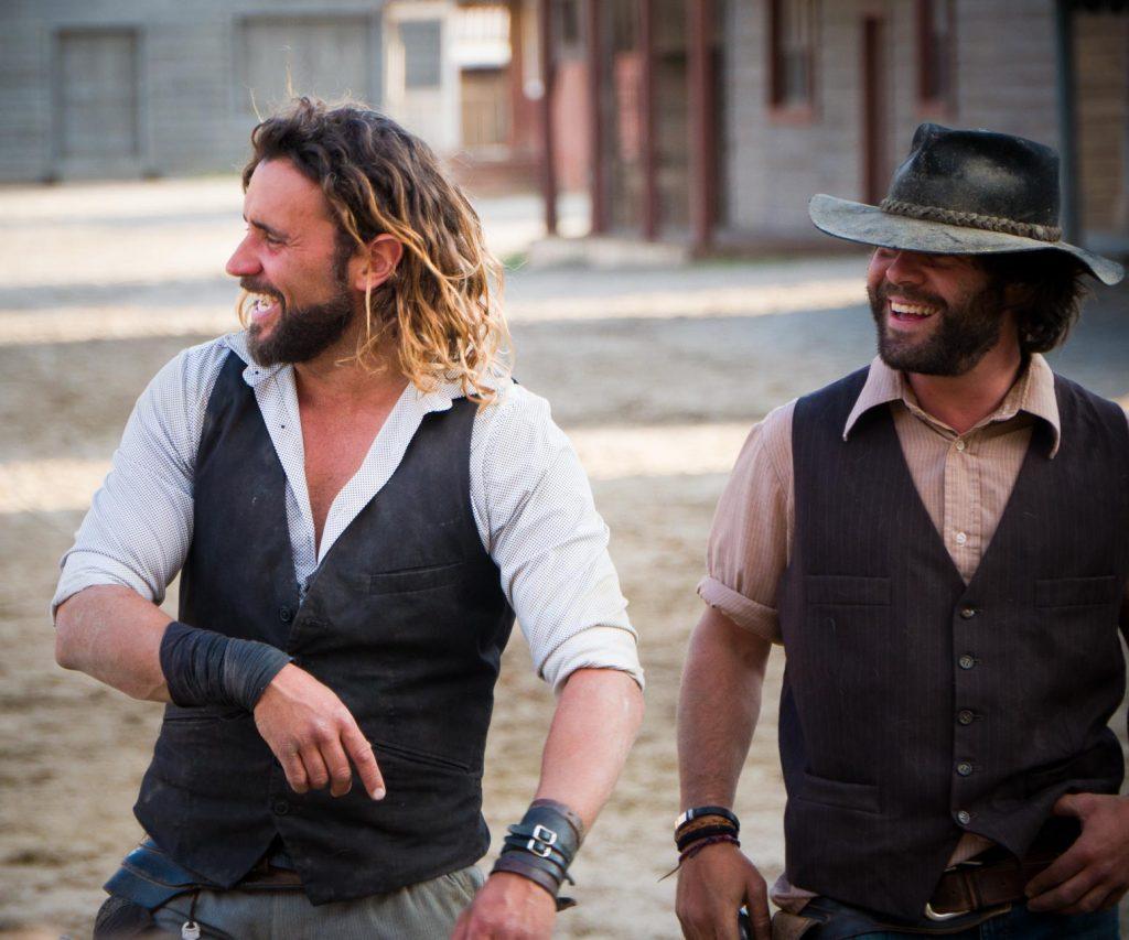 Cowboys de Fort Bravo