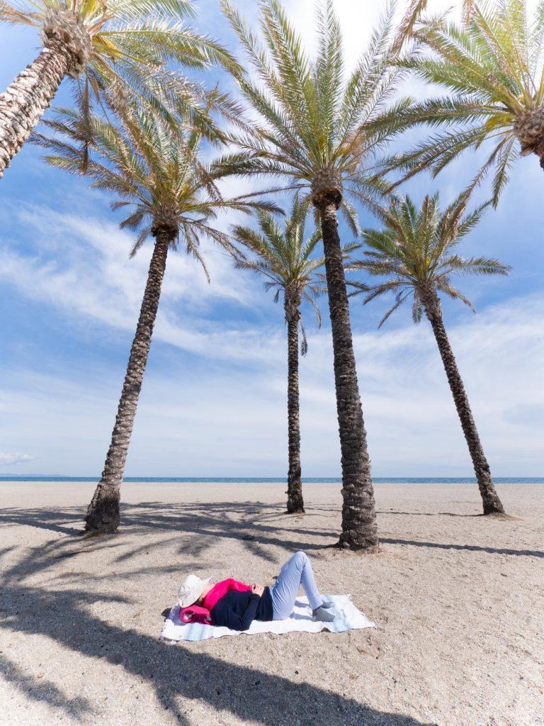 Playa Serena à Roquetas de Mar