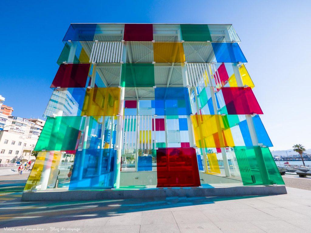 Oeuvre d'art Malaga