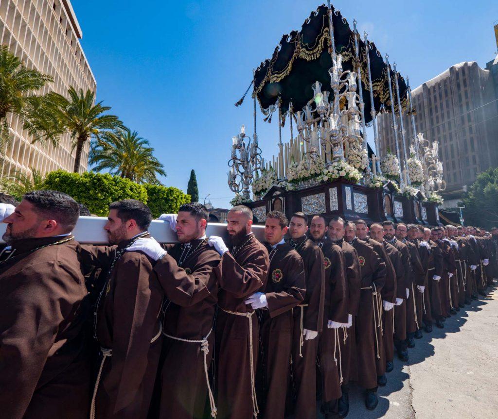 La semana santa à Malaga