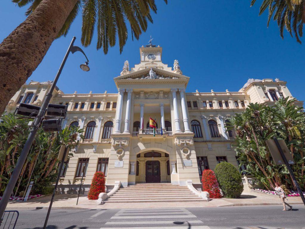 Hotel de ville de Malaga