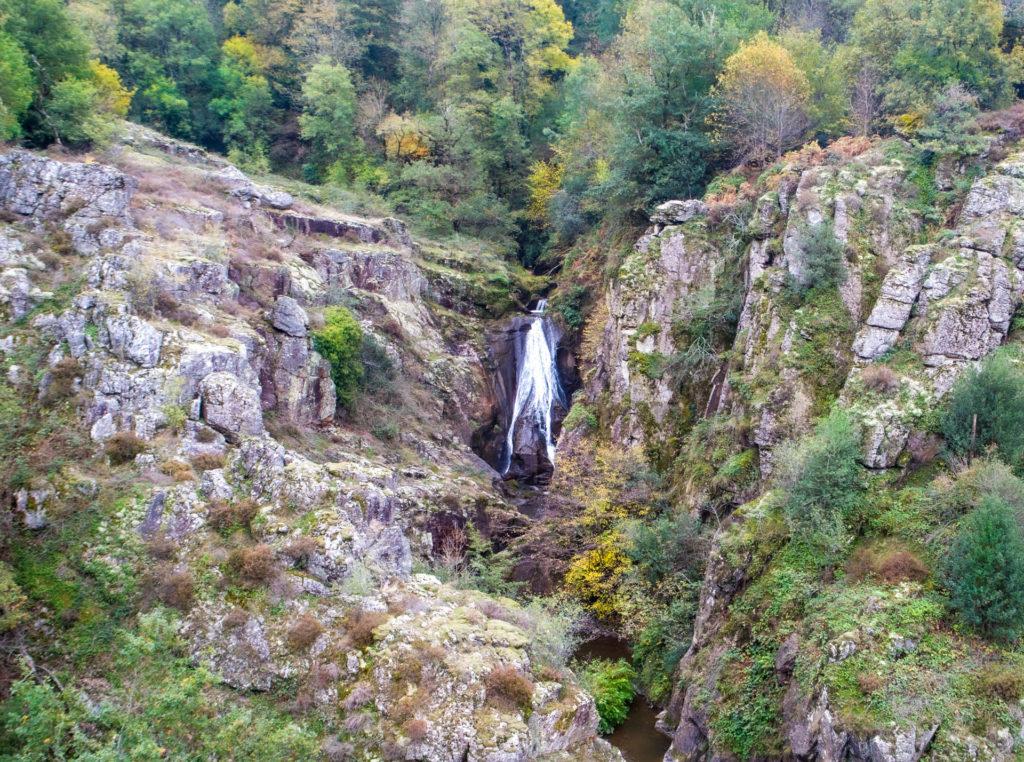 Les cascades d'Arifat