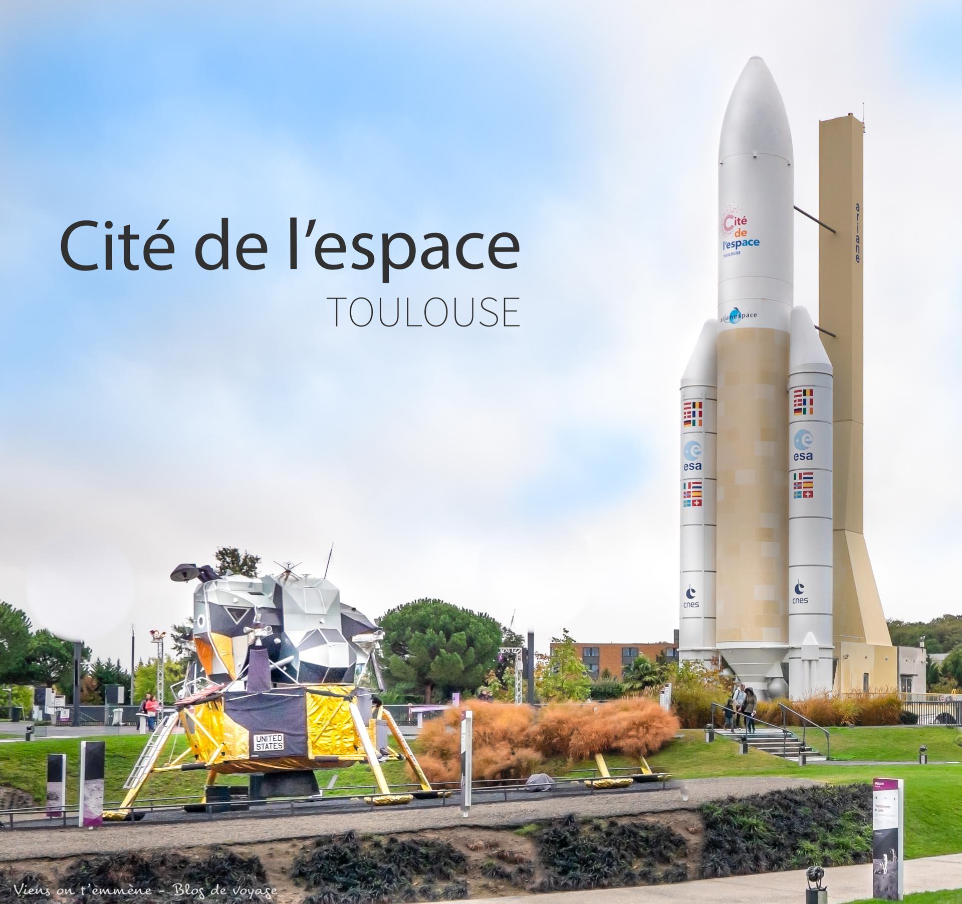 La cité de l espace