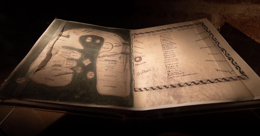 La Mappa Mundi