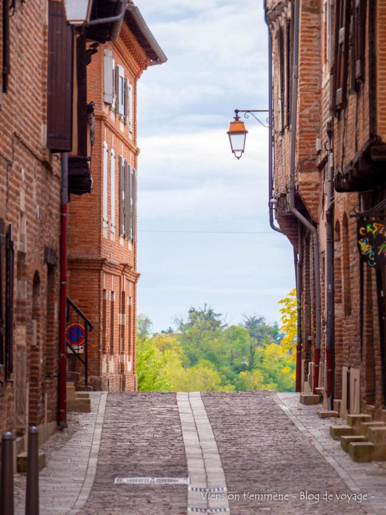 Rue du Castelviel