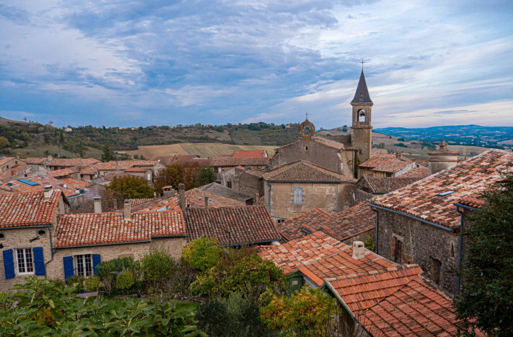 Village médiéval de Lautrec