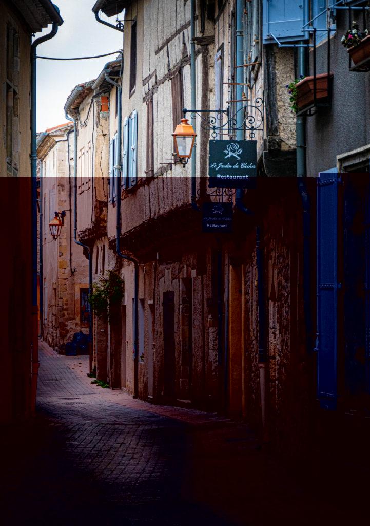Rue médiévale de Lautrec