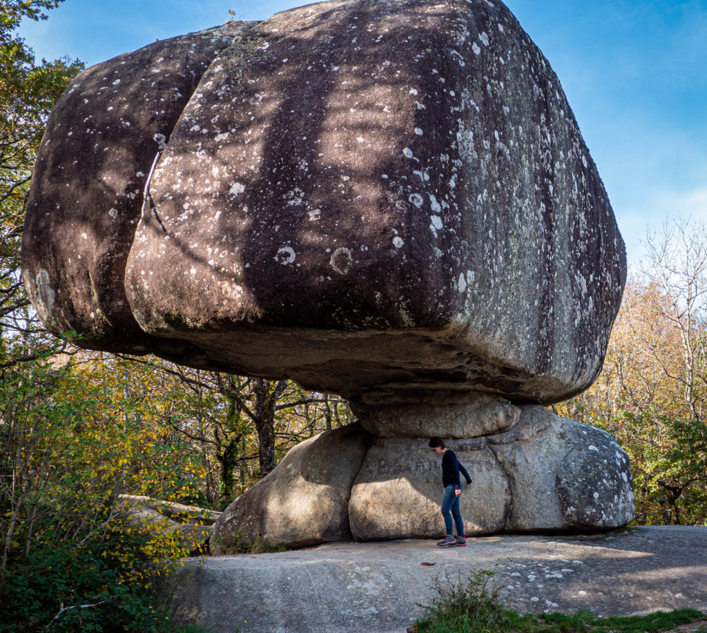 Les rochers du Sidobre