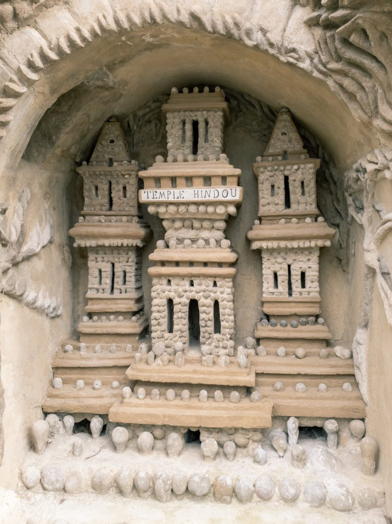 Le temple hindou