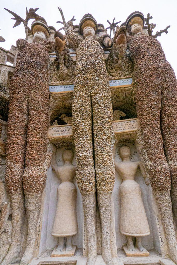 Les 3 géants : César, Archimède et Vercingétorix