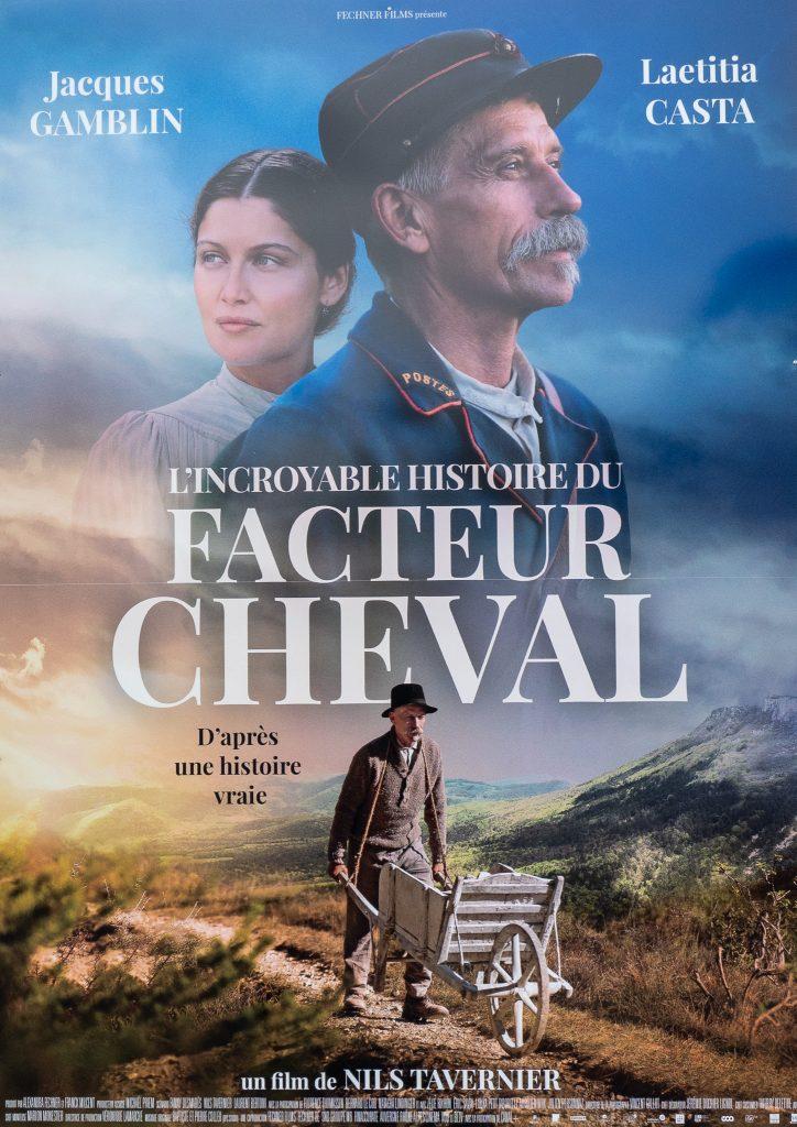 L'affiche du film de Nils Tavernier avec Laetitia Casta et Jacques Gamblin