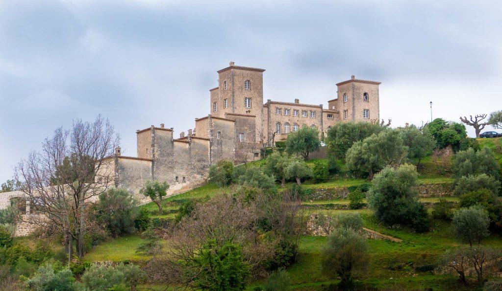 La château du Puy