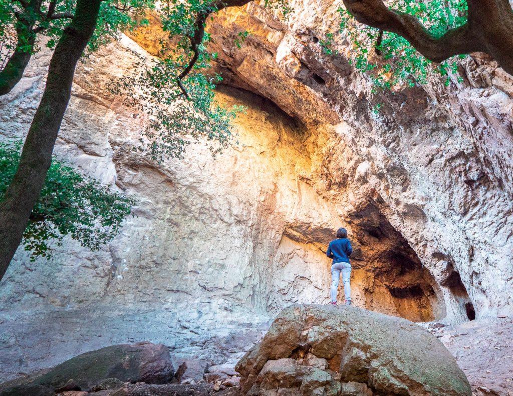 Grotte du Mueron