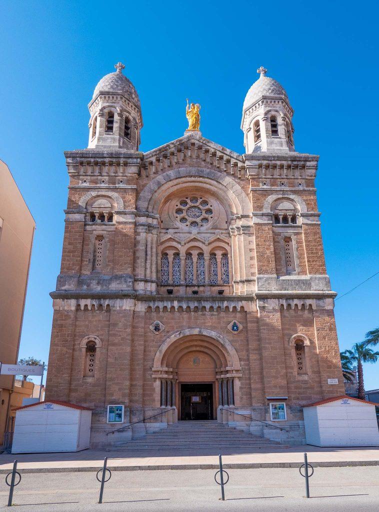 Saint Raphael - Basilique Notre-Dame-de-la-Victoire