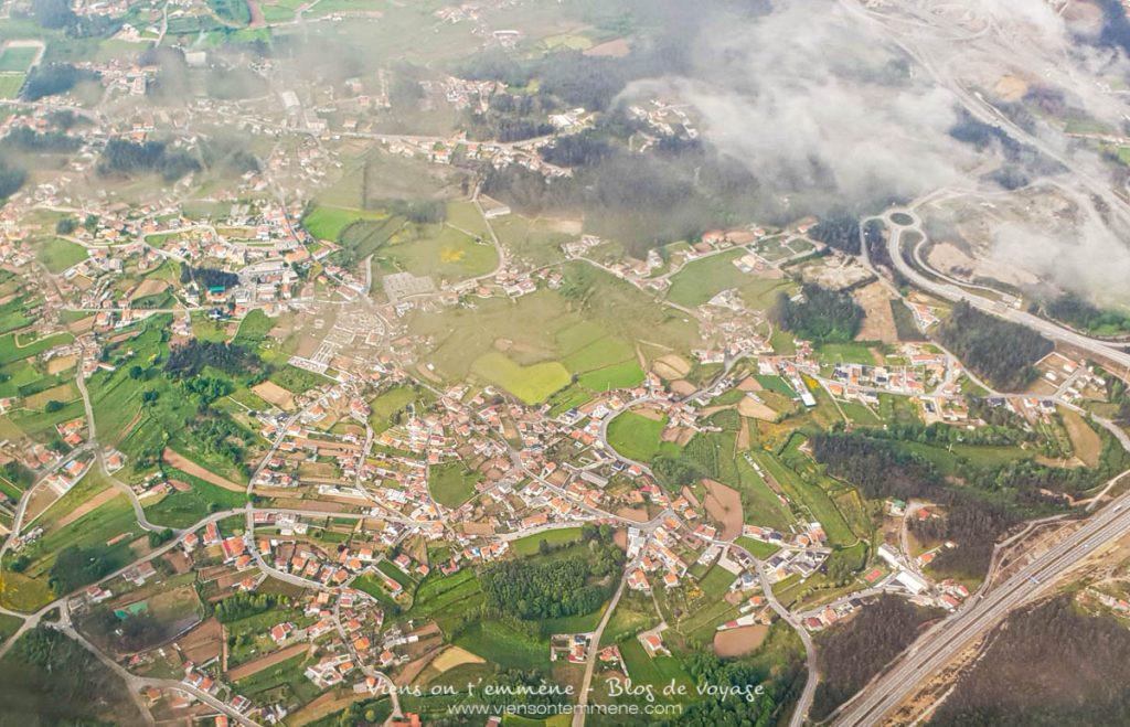Le Portugal vu du ciel