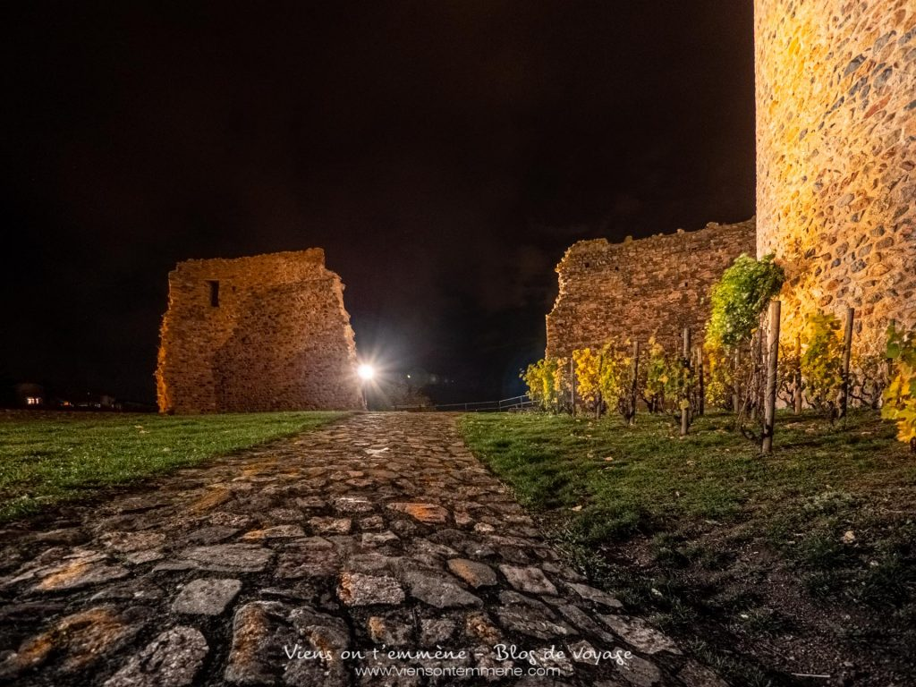 Donjon de Saint Maurice