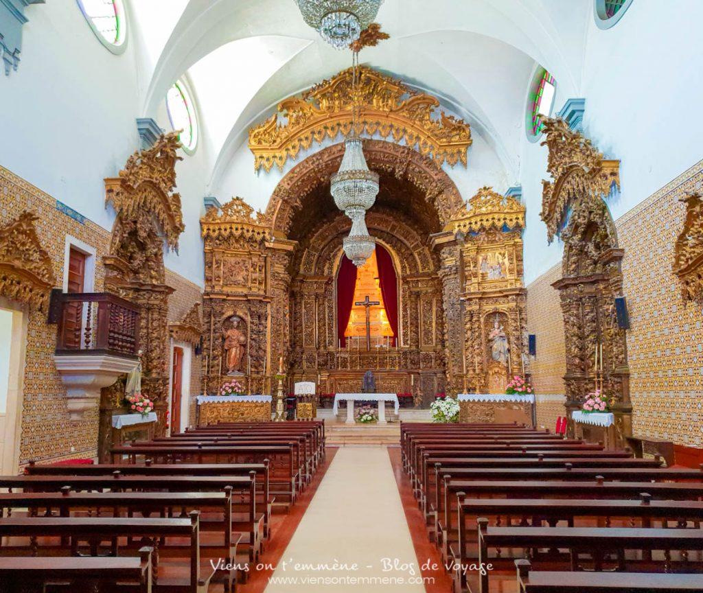 Cathédrale d'Aveiro