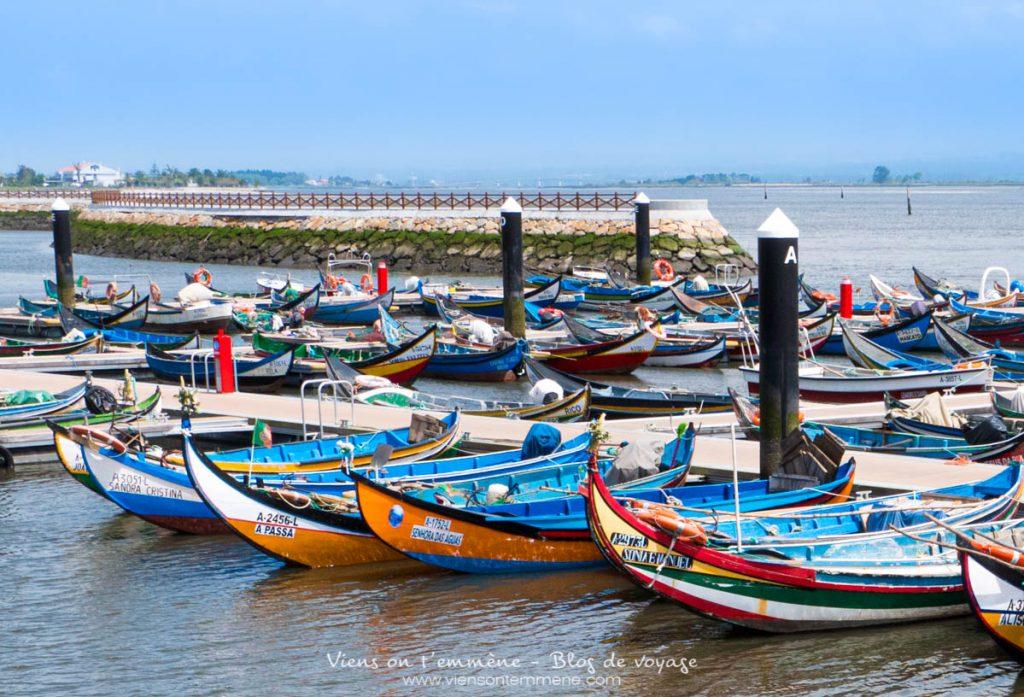 Un port près de Torreira