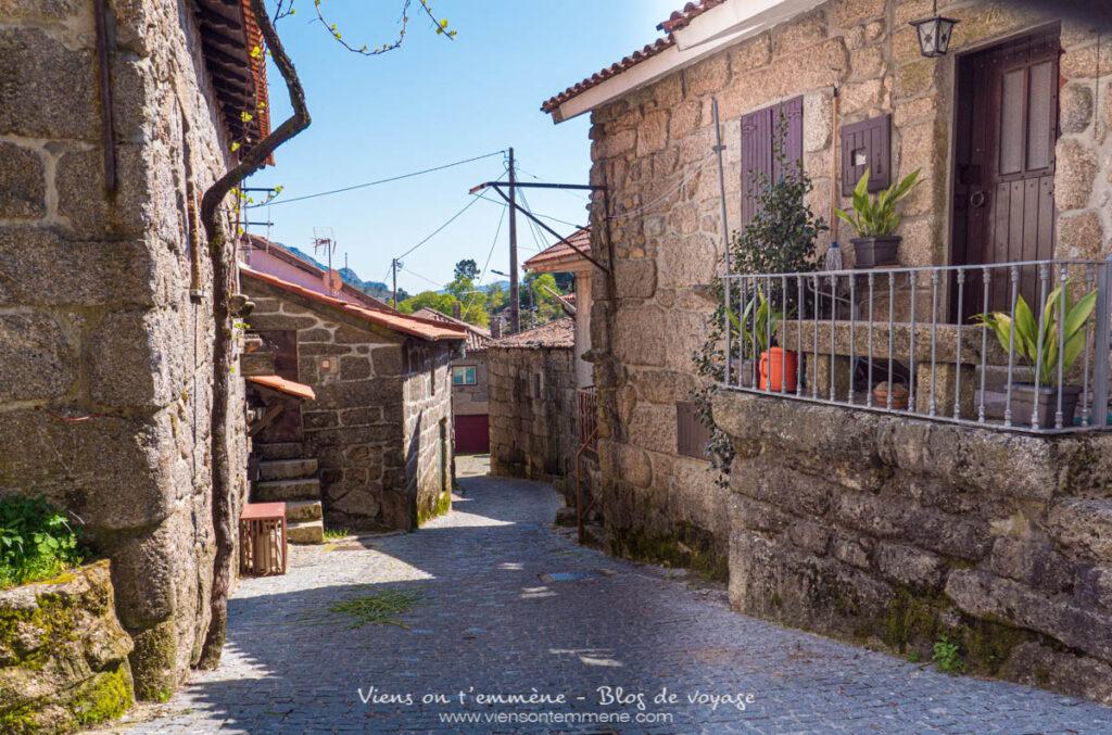 Village authentique du Gerês