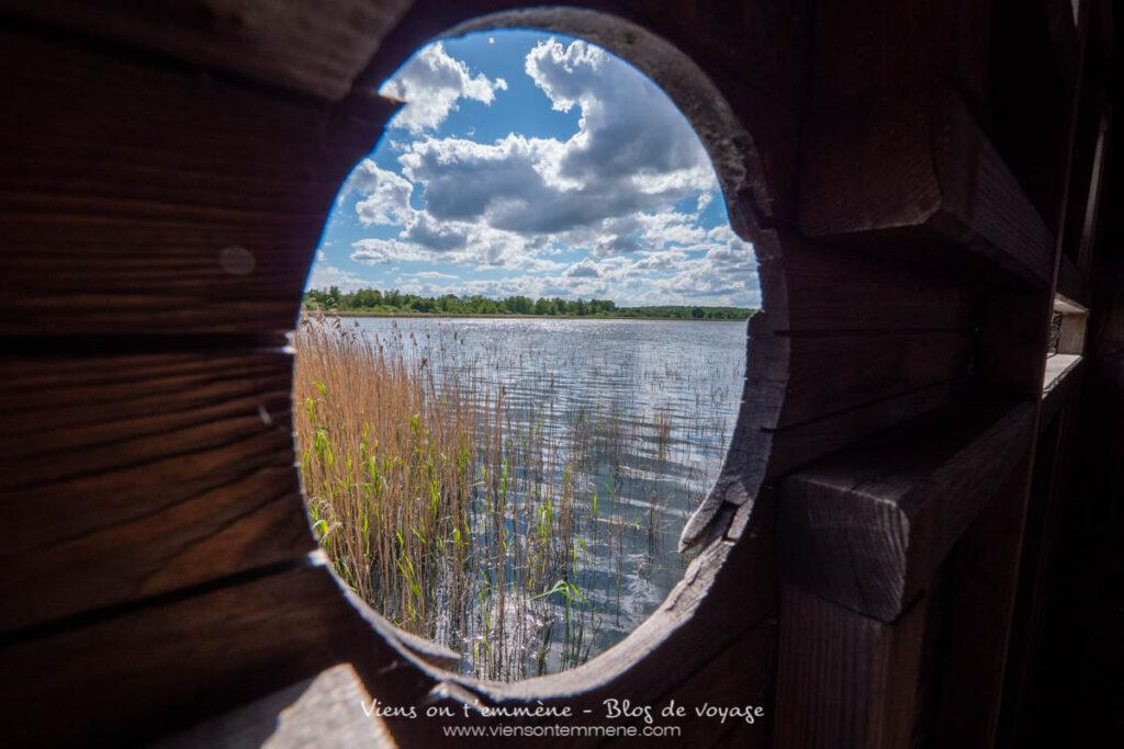 Les étangs de Belval