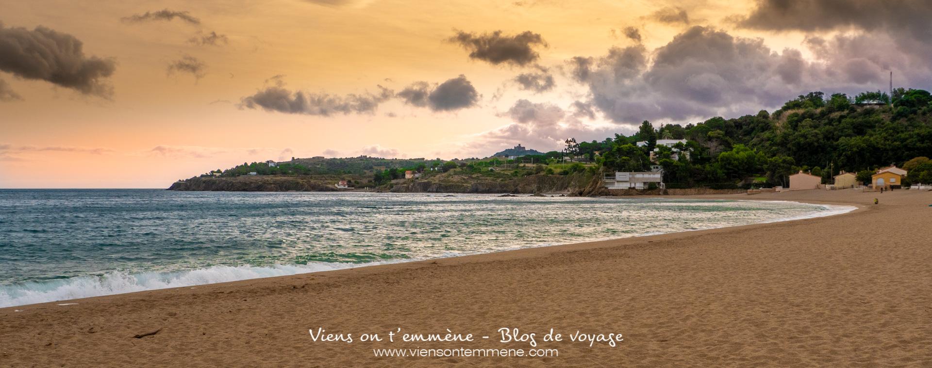 Plage du Racou - Argelès sur mer