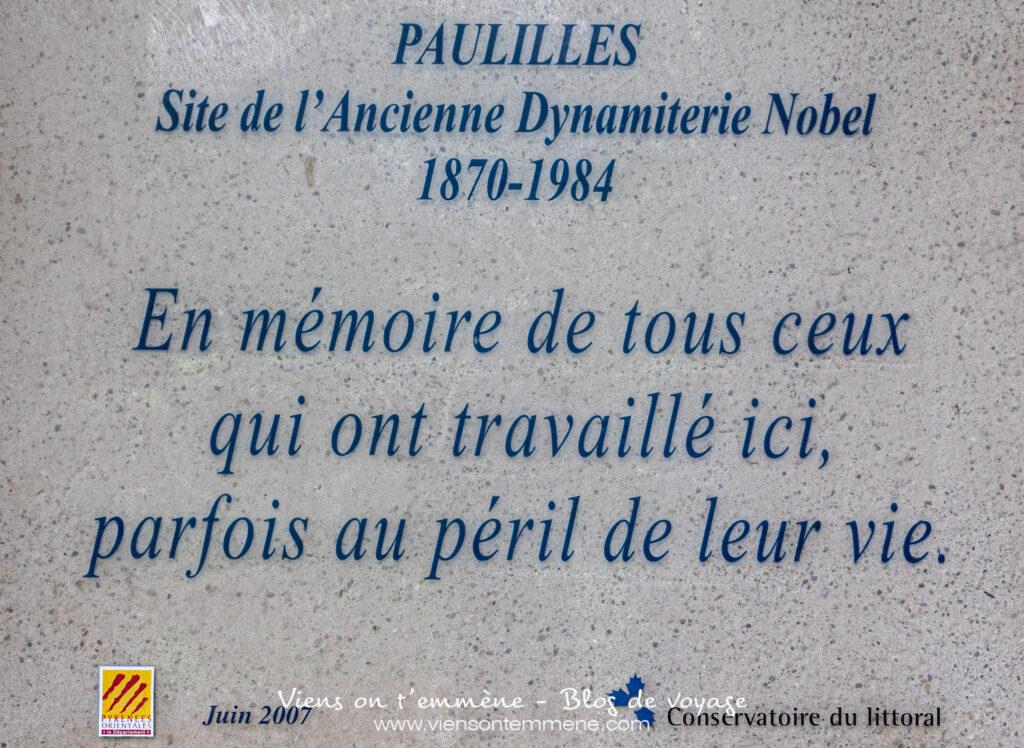 Site de Paulilles