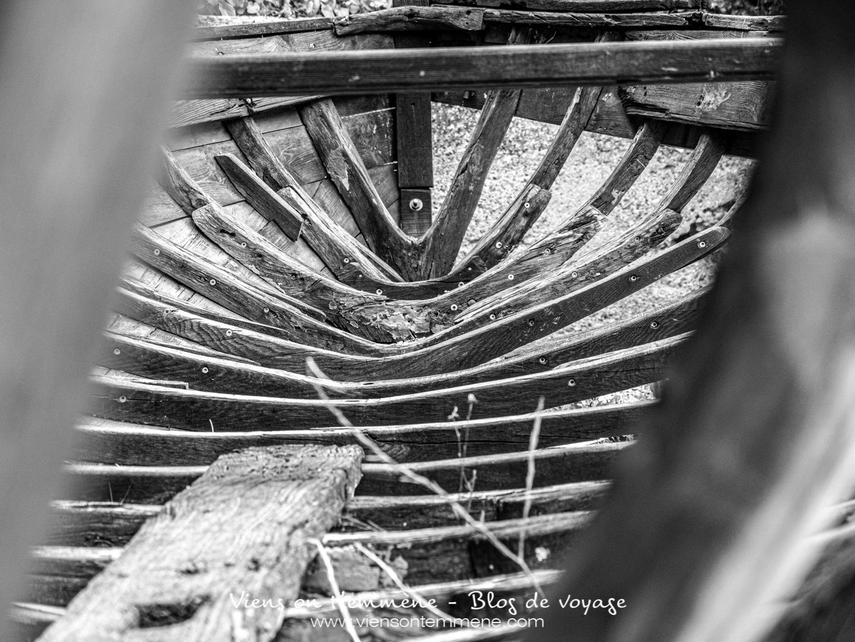 Atelier des barques